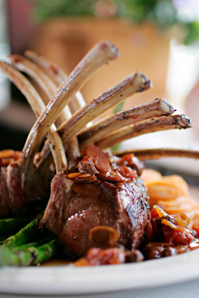Rack of Lamb Roast