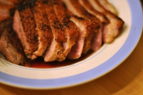Chinese Duck Breast