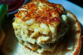 Crab cakes paleostyle