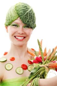 healthy person