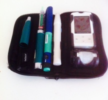 type 1 diabetes medical equipment