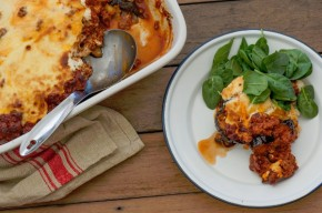 Low carb store: Moussaka