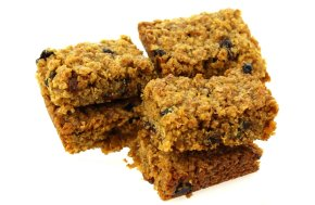 Low carb store: Almond and QuinoaFlapjacks
