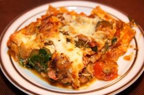 Fit to serve: Lasagne using spaghettisquash
