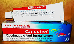 a picture of canesten cream on The Diabetes Diet