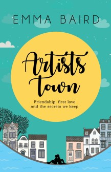 cover of Artists Town by Emma Baird