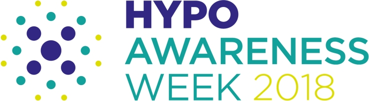 the hypo awareness logo on the Diabetes Diet